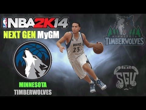 NBA 2K14: MyGM EP1 (PS4)