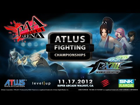 ATLUS Fighting Championships - Persona 4: Arena