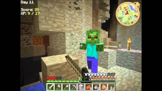 Minecraft: Yogbox 1.2.3 P7 terrifying discoveries (HD)