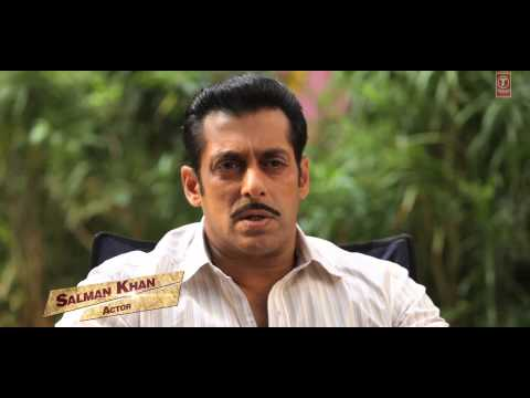 (Hud Hud Dabangg) DABANGG RELOADED SONG MAKING  | DABANGG 2
