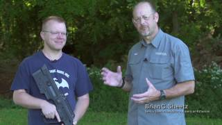 American Rifleman TV Exclusive: Enhancing the IWI Tavor X95 Bullpup