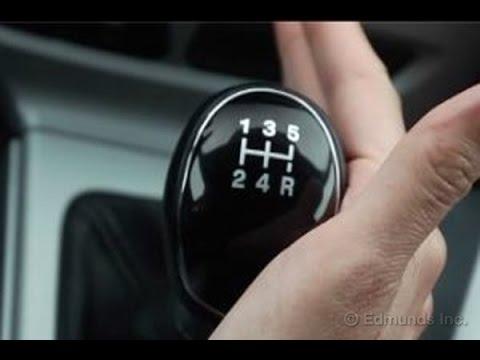 ¿Cometes estos errores conduciendo manual?