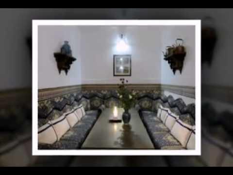 Riad  Visit Marrakech   quot Maison Arabo Andalouse quot