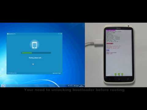 How to unlock & root HTC One X