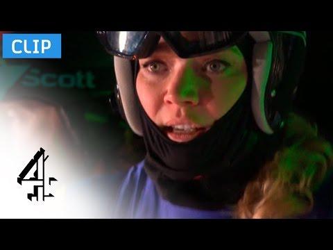 Jodie Kidd's Air Jump I The Jump I Channel 4
