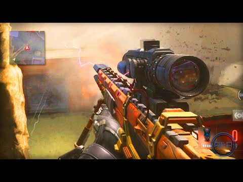 Advanced Warfare Multiplayer - SNIPING