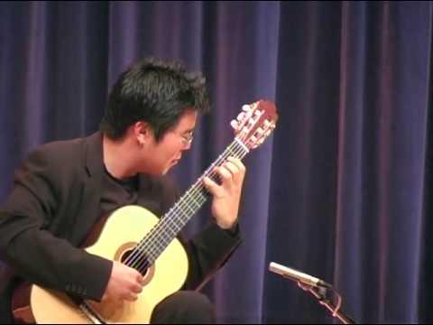 Moses Sun - BWV 997, 3. Sarabande