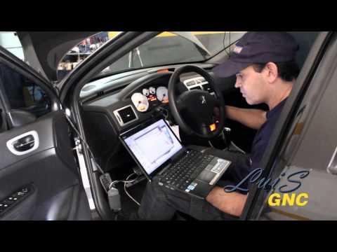 Luis GNC Peugeot 307 a GNC