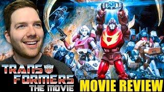 The Transformers: The Movie - Movie Review