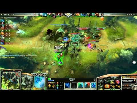 Virtus.pro vs Orange, TI3 Group B, game 2
