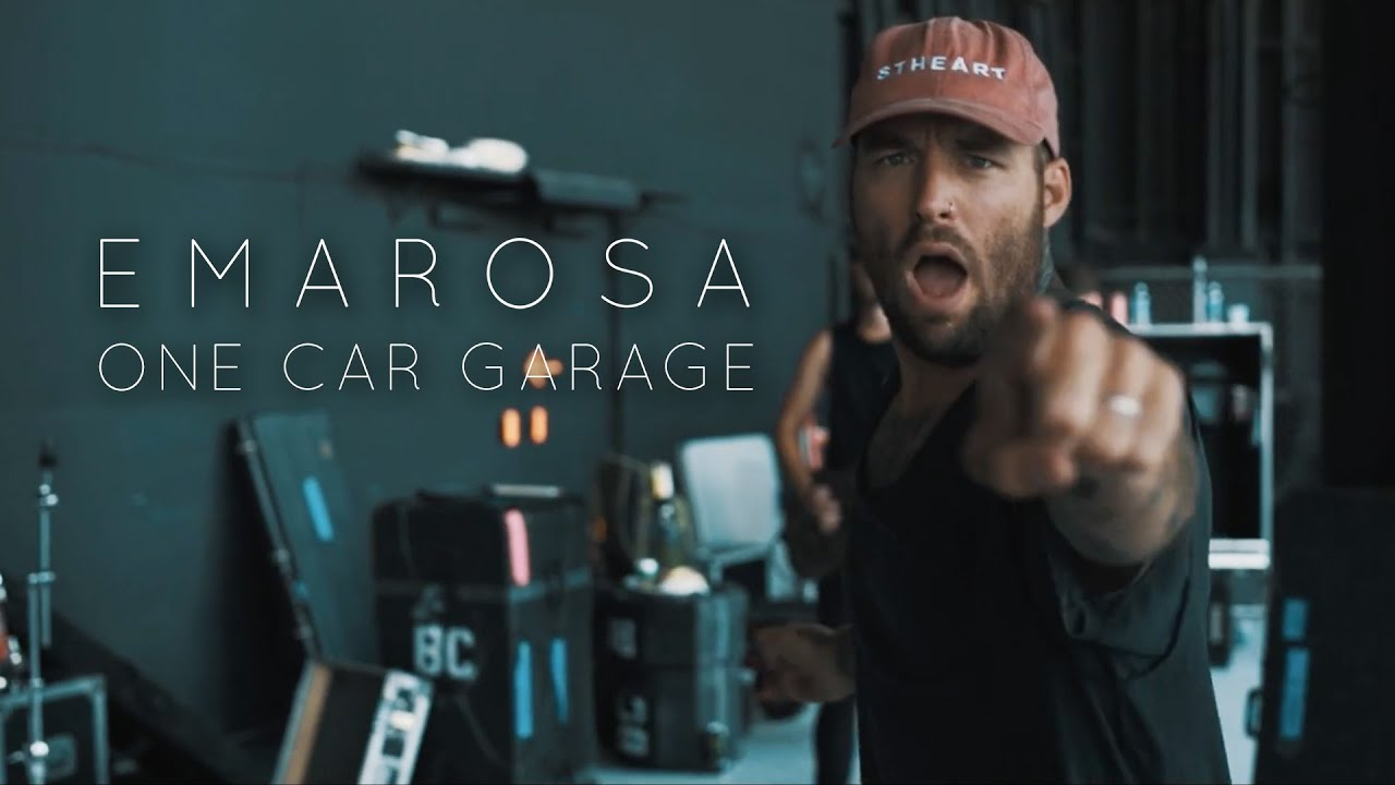 Emarosa - One Car Garage (Official Music Video)