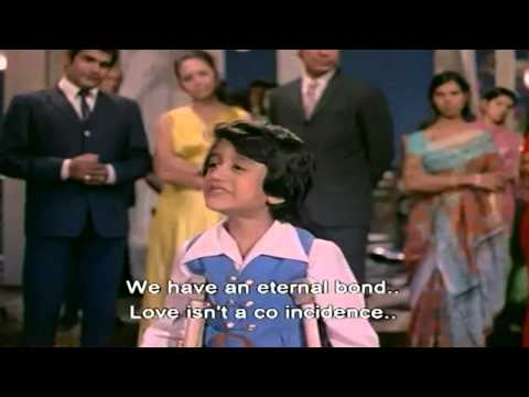 Tera Mujhse Hain Pehle Ka Nata Koi (Eng Sub) Full Video Song...
