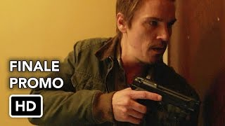 """Frequency 1x13 Extended Promo """"Signal Kiss"""" (HD) Season Finale"""