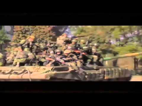 Putin denies sending troops into Ukraine NATO Says Russian Army Still in Ukraine