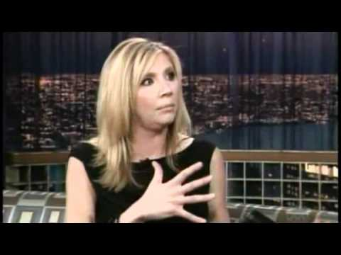 ����� Sarah Chalke speaks german spricht deutsch