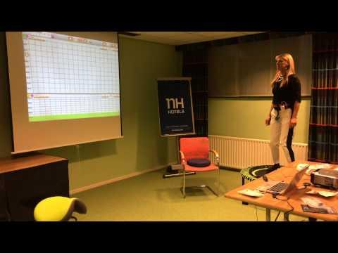 Maura Seleme workshop about exercises   post IUGA ICS Netherlands
