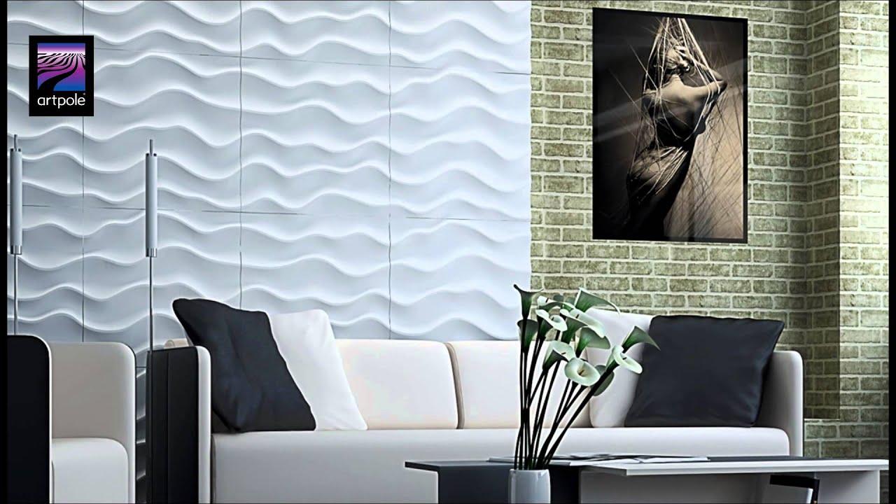 Декоративные панели 3д Soul - компания Artpole