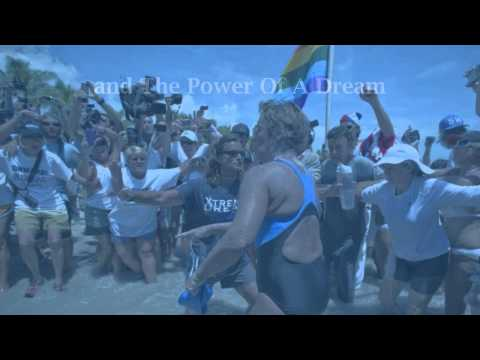 THE POWER OF A DREAM - Ronnie Kimball - Dedicated to Diana Nyad