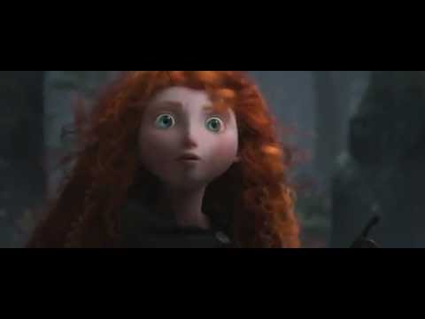 Disney - Neînfricată - Brave 2012 [Trailer Oficial în Română]