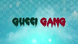 Défano Holwijn - GUCCI GANG (LYRIC VIDEO)