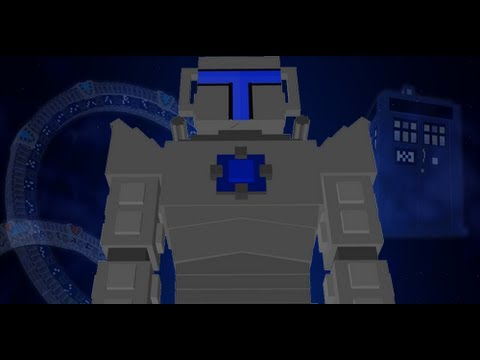 Cyber-Dalek Sneak Peek - Daily Report -3/20/13 - DWCM