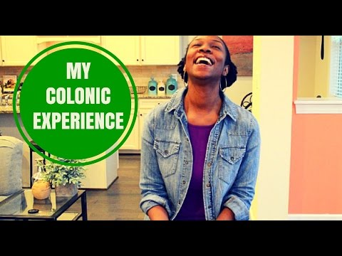 My Colonic Experience - Colonics For Weight Loss