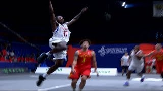 Highlights: Philippines vs Vietnam | 3X3 Basketball M Prelim Round | 2019 SEA Games