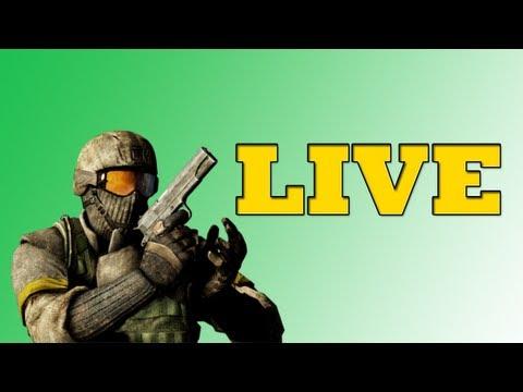 LIVE DE LOCURA!! Battlefield 3 - Asalto en Pico de Damavand con Alexby y Sarinha