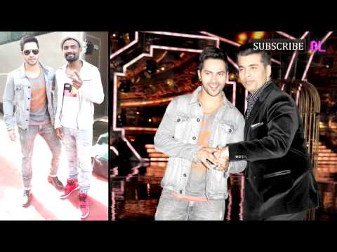 India's Got Talent 6   Here's what Varun Dhawan, Karan Johar and Malaika Arora Khan were upto when t