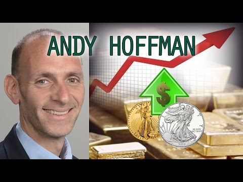 Gold/Silver Imminent Skyrocket with Default Coming on National Debt - Andy Hoffman