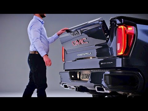 2019 GMC Sierra – Ready to fight Ford F-150