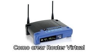 Tutorial - Crear wi-fi / router virtual con Windows 7 / Vista 32 bits / XP SP3 + Connectify