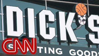 Local gun shops react to Dick's Sporting Goods announcement