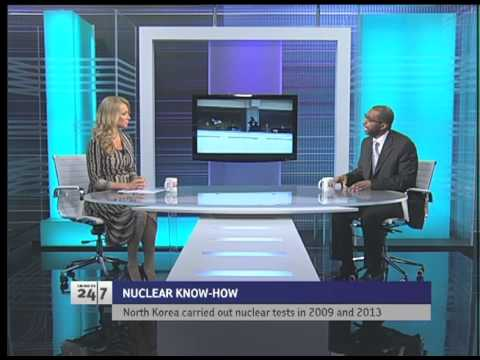 Nuclear energy expert Justin Dargin gives the latest on North Korea