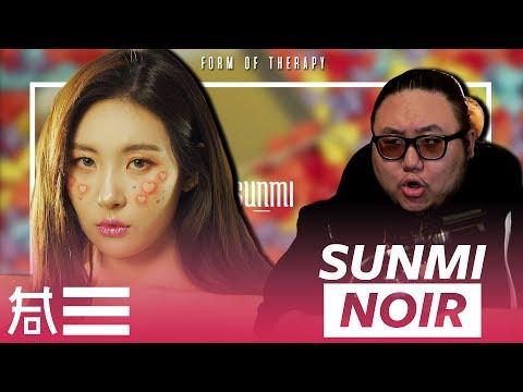 "Download The Kulture Study: Sunmi ""Noir"" MV Mp4 baru"