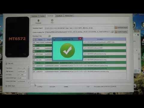 REVIVIR ACTUALIZAR Y/O FLASHEAR HUAWEI Y511 U251 (Unbrick / Sp Flash Tool/ Firmware)