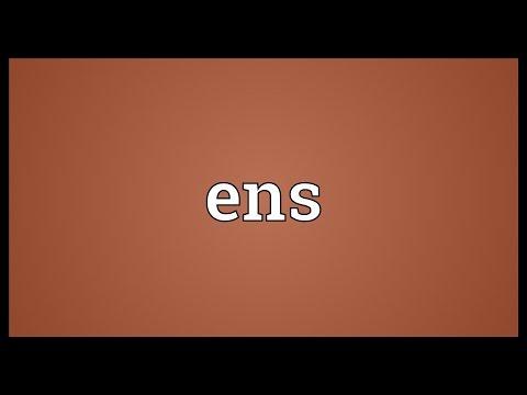 Header of ens