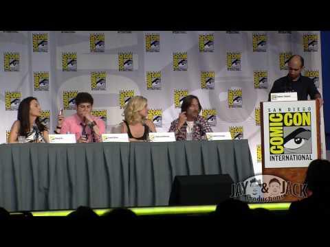 Stargate Universe Hd Comic Con 2010 Panel 1 Of 6