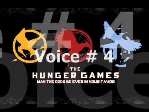 The Hunger Games Audiobook Katniss Everdeen Voice decision
