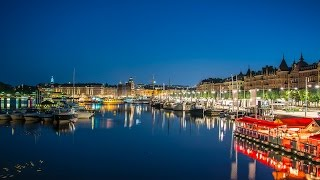 [Venice of the North - Stockholm Time-Lapse] Video