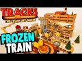 BEST TRAIN GAME EVER, Wooden Block Railroad | Tracks Gameplay thumbnail