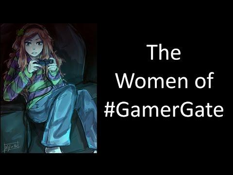 The Women Of #gamergate video
