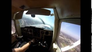 First Solo - KSEE - San Diego