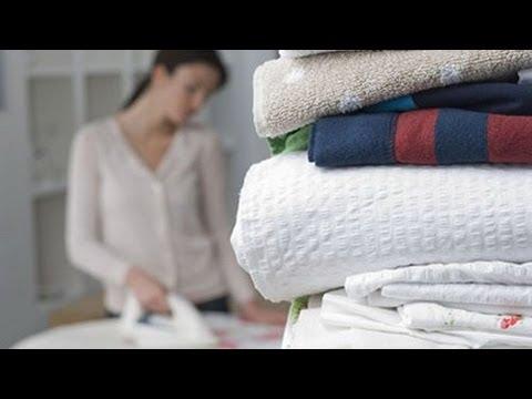 Видео как правильно гладить