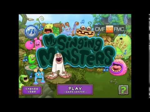 Misc Computer Games - My Singing Monsters - Plant Island