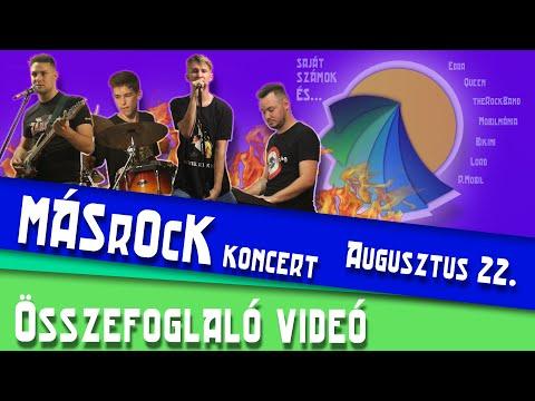 MÁSrOcK Koncert IPOSZ 2020.08.22. - Összeállítás