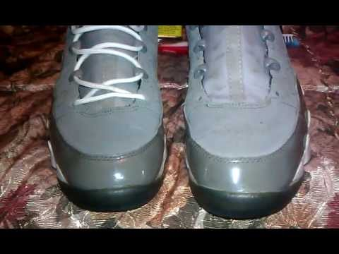 How i Cleaned my Cool Grey 9s