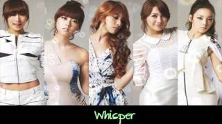Watch Kara Whisper video