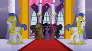 My Little Pony Fim Return Of Harmony Ceremony With Jeopardy Theme
