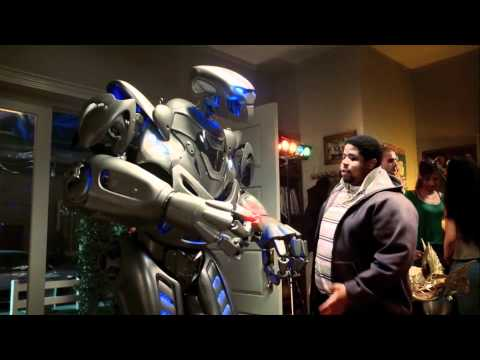 Titan the Robot's World Tour ft. Rihanna, JLS, Will Smith, Jackie Chan & Hugh Jackman